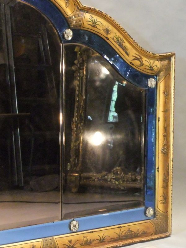 Art Deco Lacquered Mirror Stock Christopher Jones