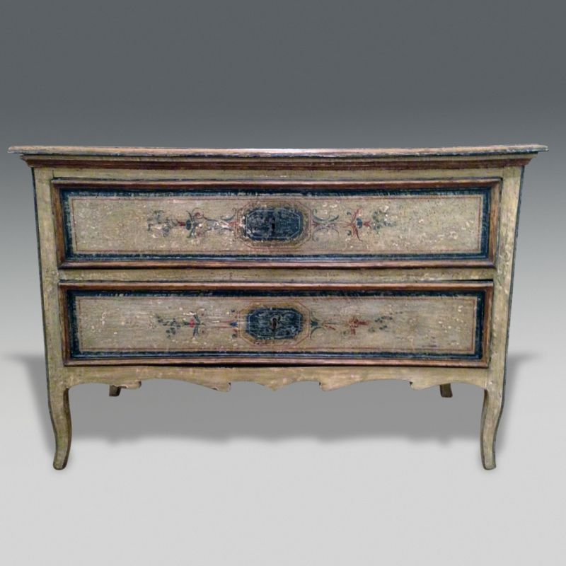 Painted Commode Stock Christopher Jones Antiques