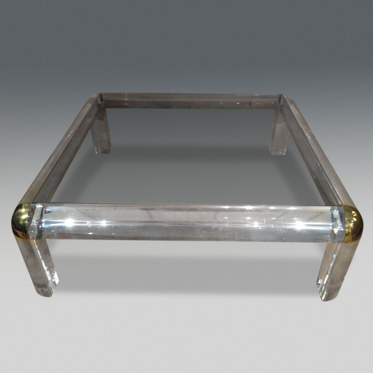 Perspex Coffee Table Stock Christopher Jones Antiques London Decorative Antiques